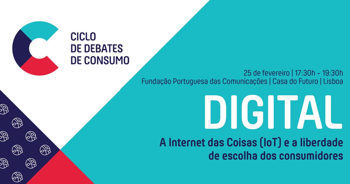 A Internet da Coisas (IoT) e a liberdade de escolha do Consumidor