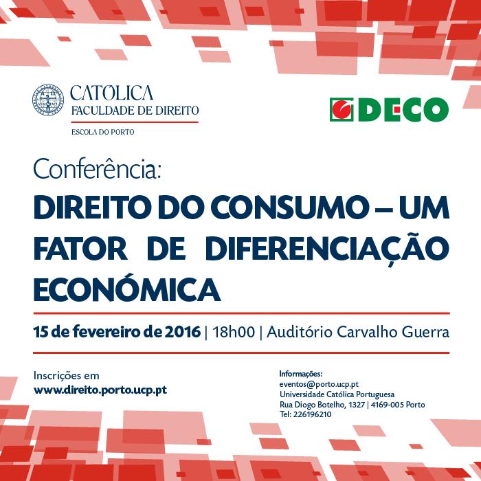 Direito do Consumo, um fator de diferenciação económica