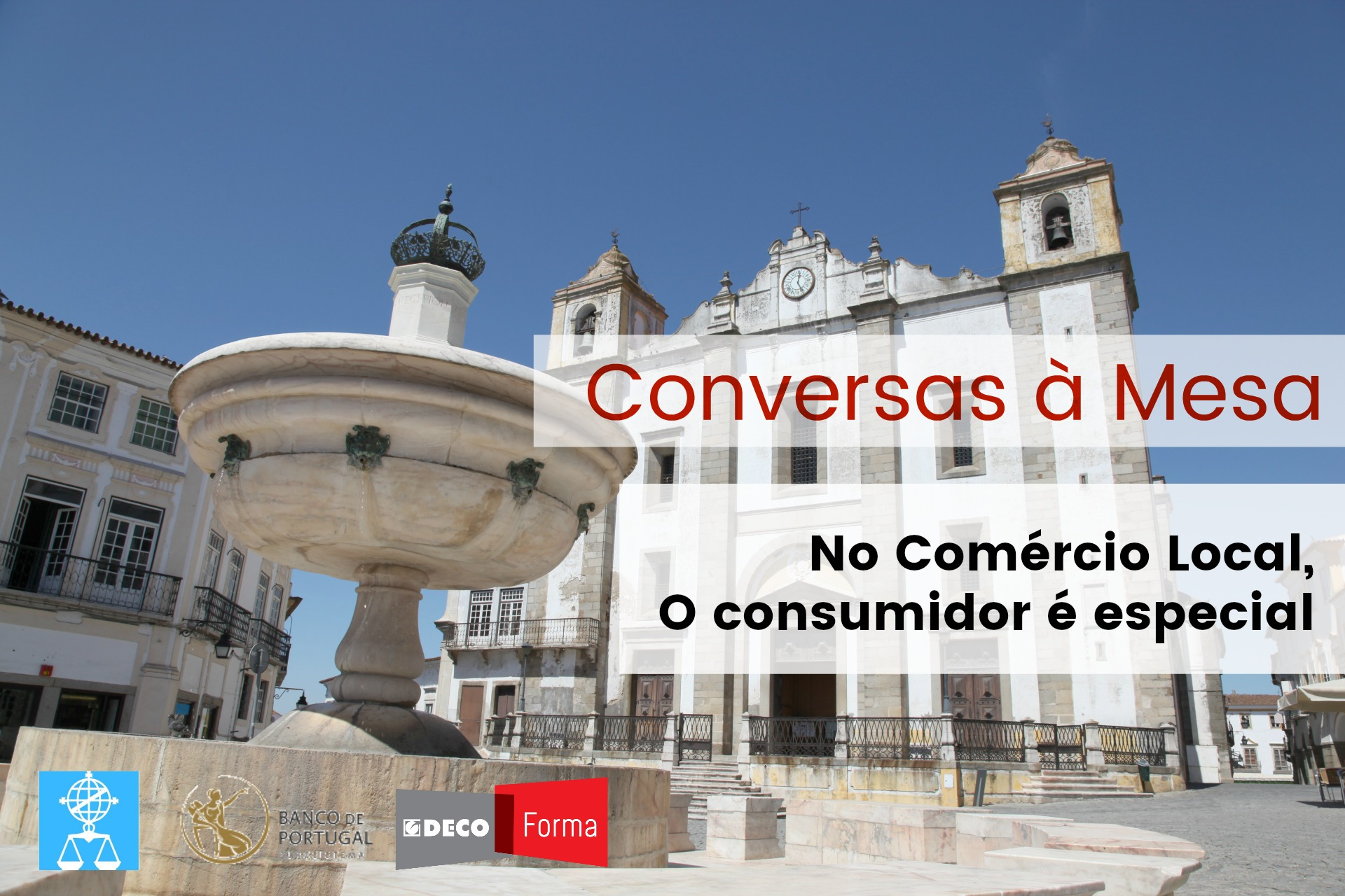 No comércio local, o consumidor é especial