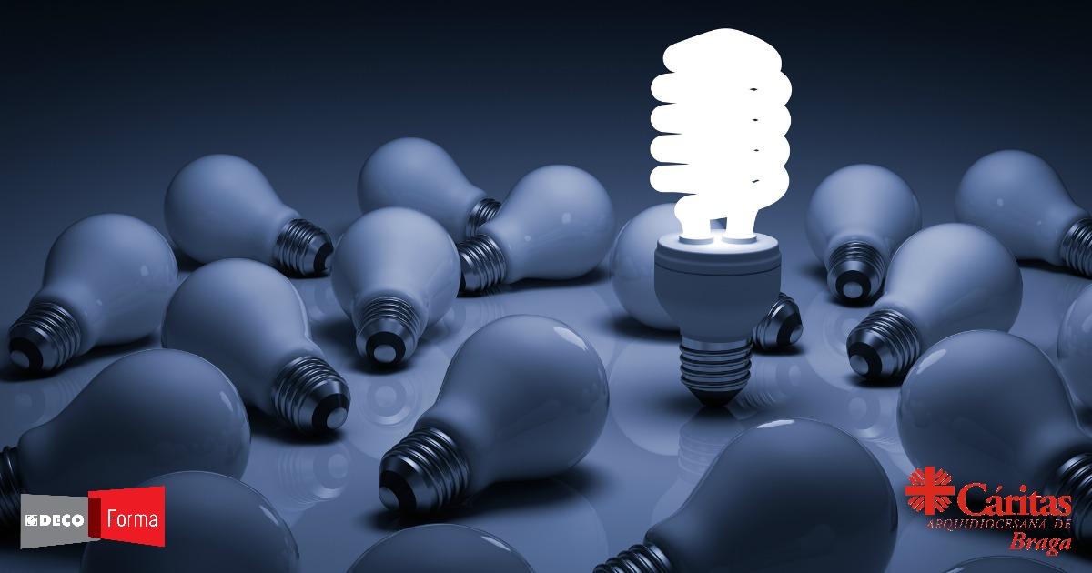 'Luz para tod@s' | DECO Minho forma técnicos e voluntários da Cáritas