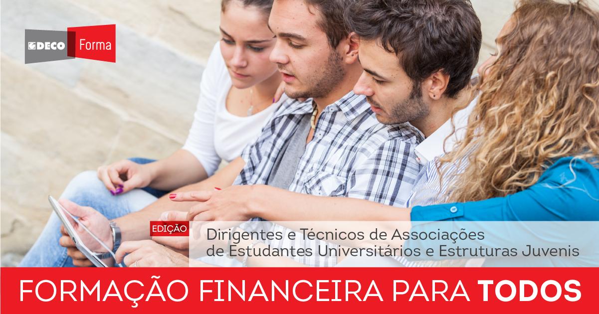 Formação Financeira para Todos - Jovens Universitários