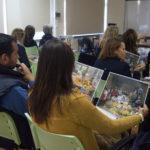 Ação de Formação para Professores, Coimbra, 25-11-2017, na Escola Básica Rainha Santa Isabel Ação de Formação para Professores, Porto, 18-11-2017, na Escola Secundária Abel Salazar