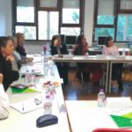 Ação de Formação para Professores, Coimbra, 25-11-2017, na Escola Básica Rainha Santa Isabel Ação de Formação para Professores, Évora, 18-11-2017, na Escola Secundária André Gouveia