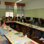 Ação de Formação para Professores, Coimbra, 25-11-2017, na Escola Básica Rainha Santa Isabel Ação de Formação para Professores, Faro, 18-11-2017, na Escola Secundária Pinheiro e Rosa