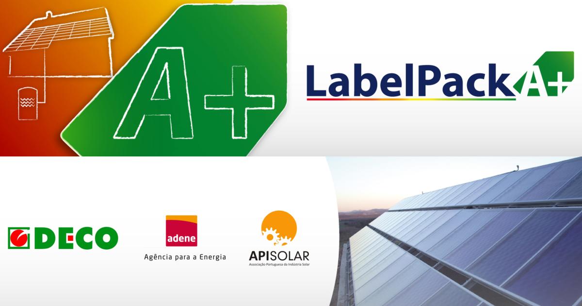 Poupe com a etiqueta energética | Projeto LabelPackA+