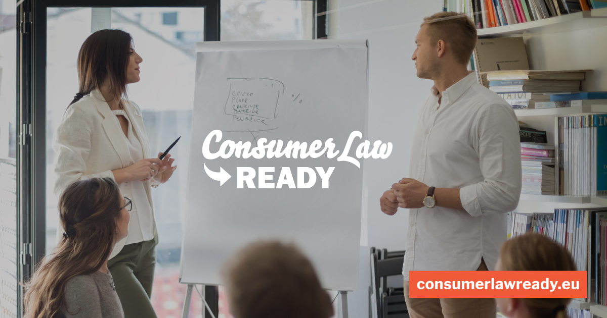 ConsumerLaw Ready em viagem