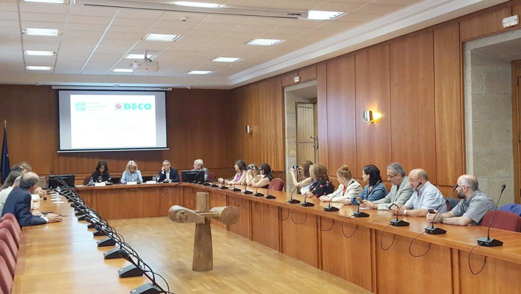 Protocolo além-fronteiras: DECO e Unión de Consumidores de Galicia