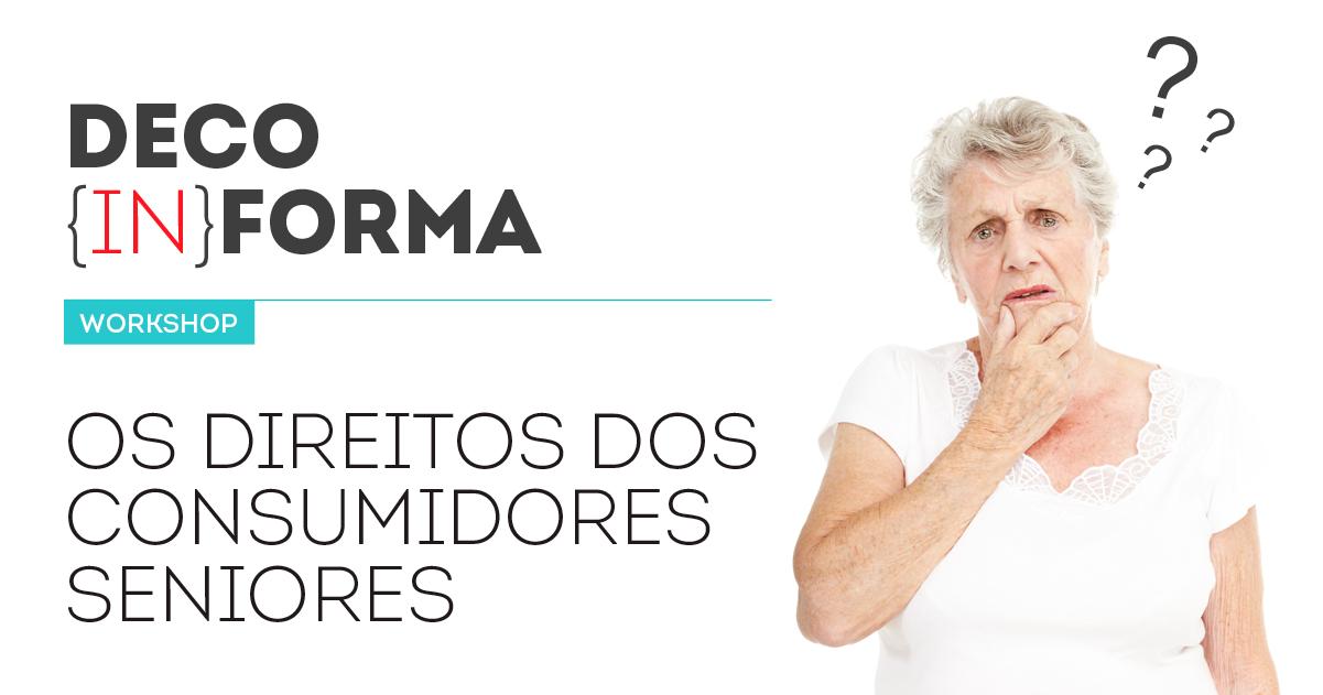 Os direitos dos consumidores seniores