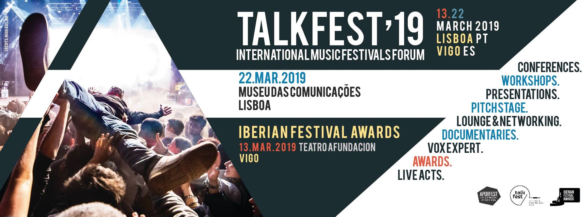 DECO no TALKFEST 2019!