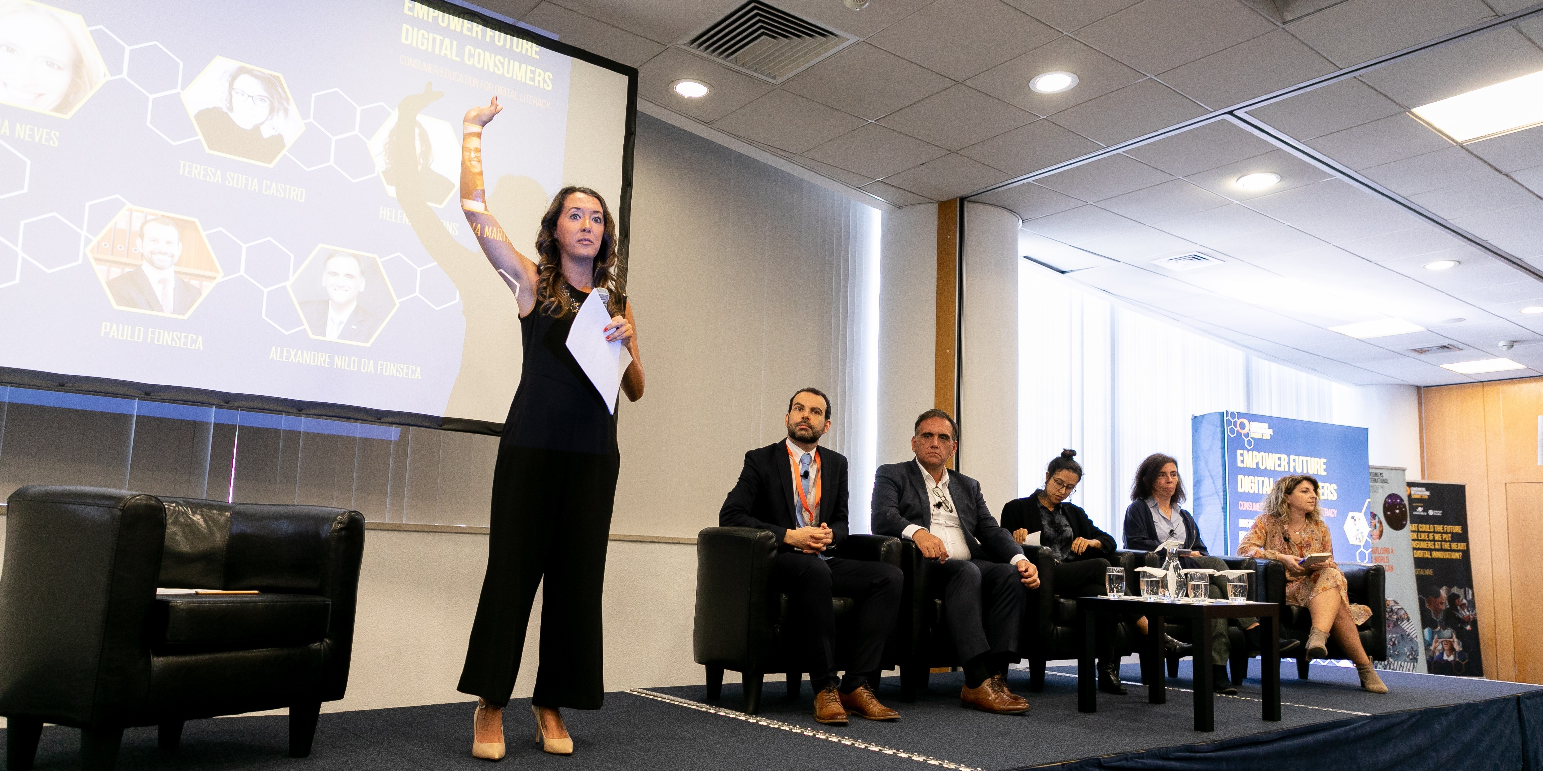A DECO no Consumers International Summit 2019