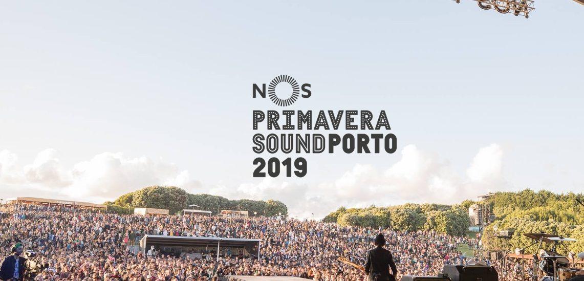 Sêlo Verde no Festival Primavera Sound