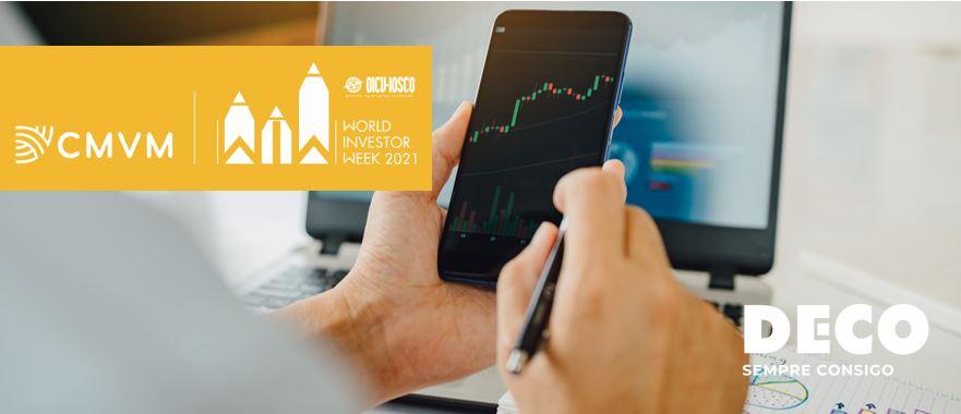 DECO na Semana Mundial do Investidor