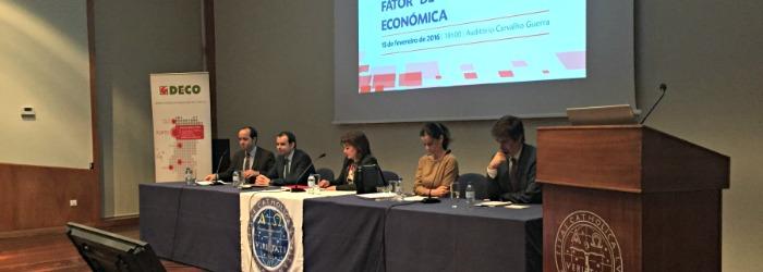 Conferência sobre Direito do Consumo, Porto