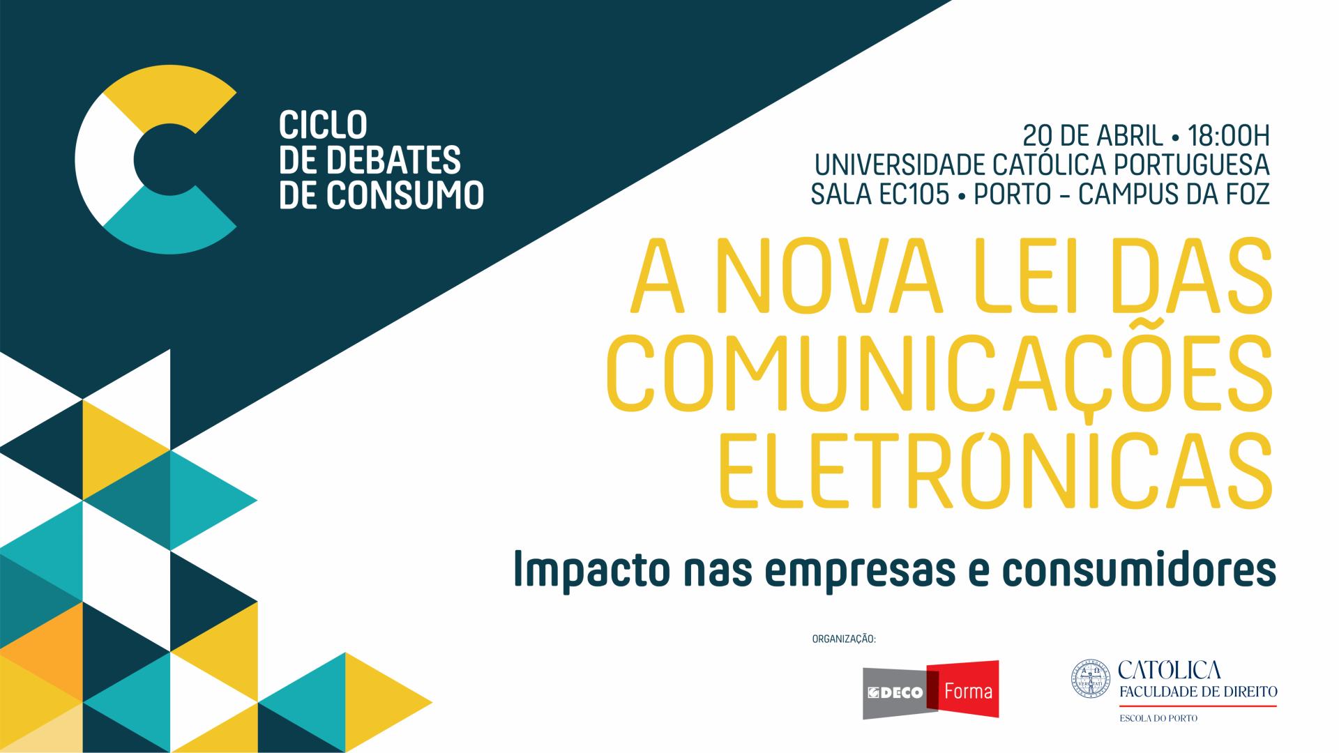 A Nova Lei das Comunicações Eletrónicas | Porto