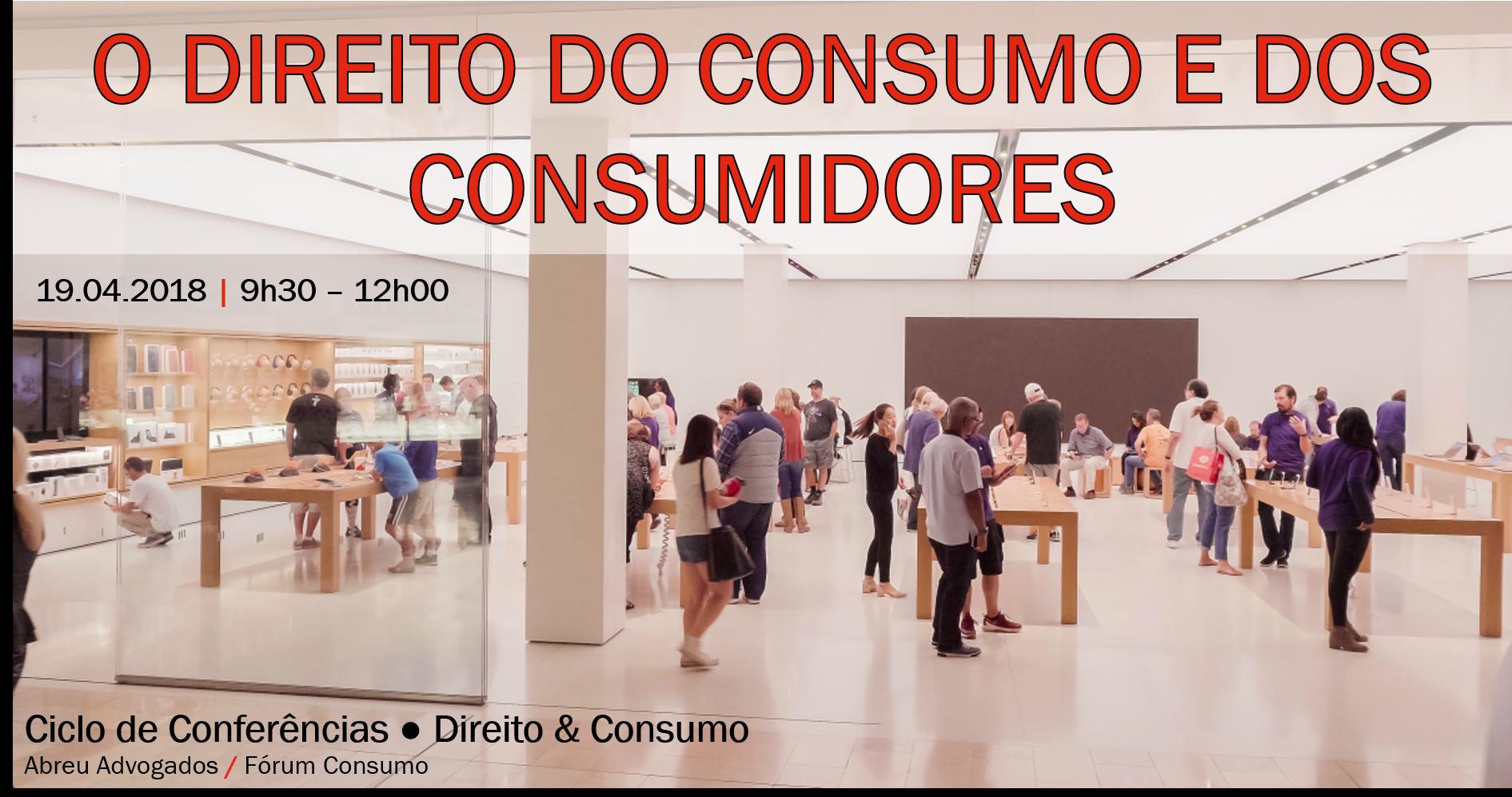 Ciclo de Conferências Direito & Consumo