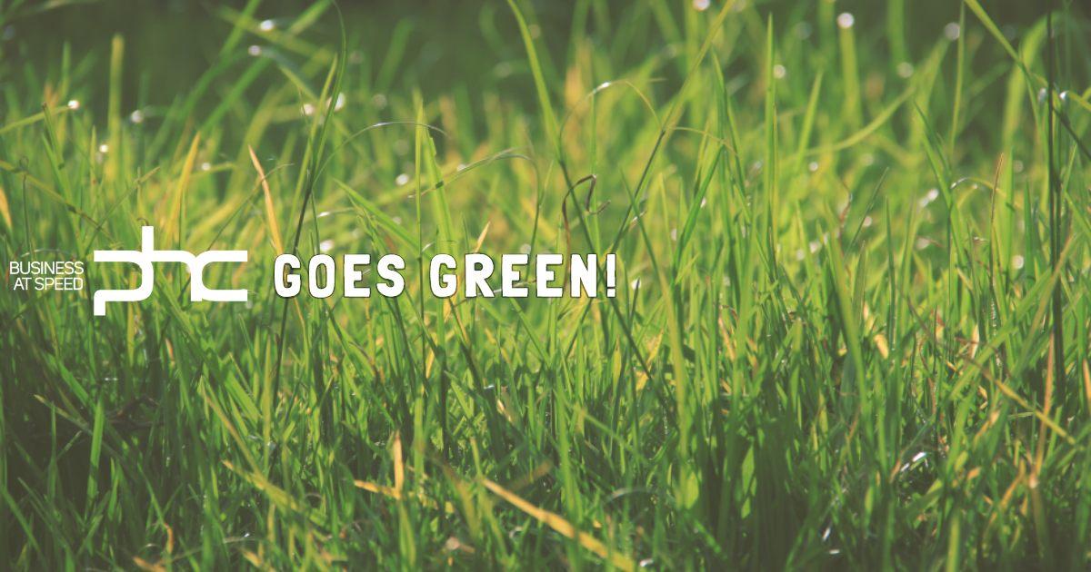 «PHC Goes Green» com a DECO Forma