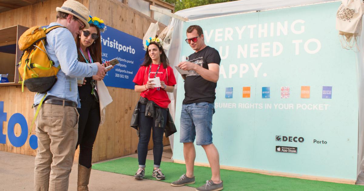 Appy Tourist foi ao Festival Primavera Sound no Parque da Cidade do Porto