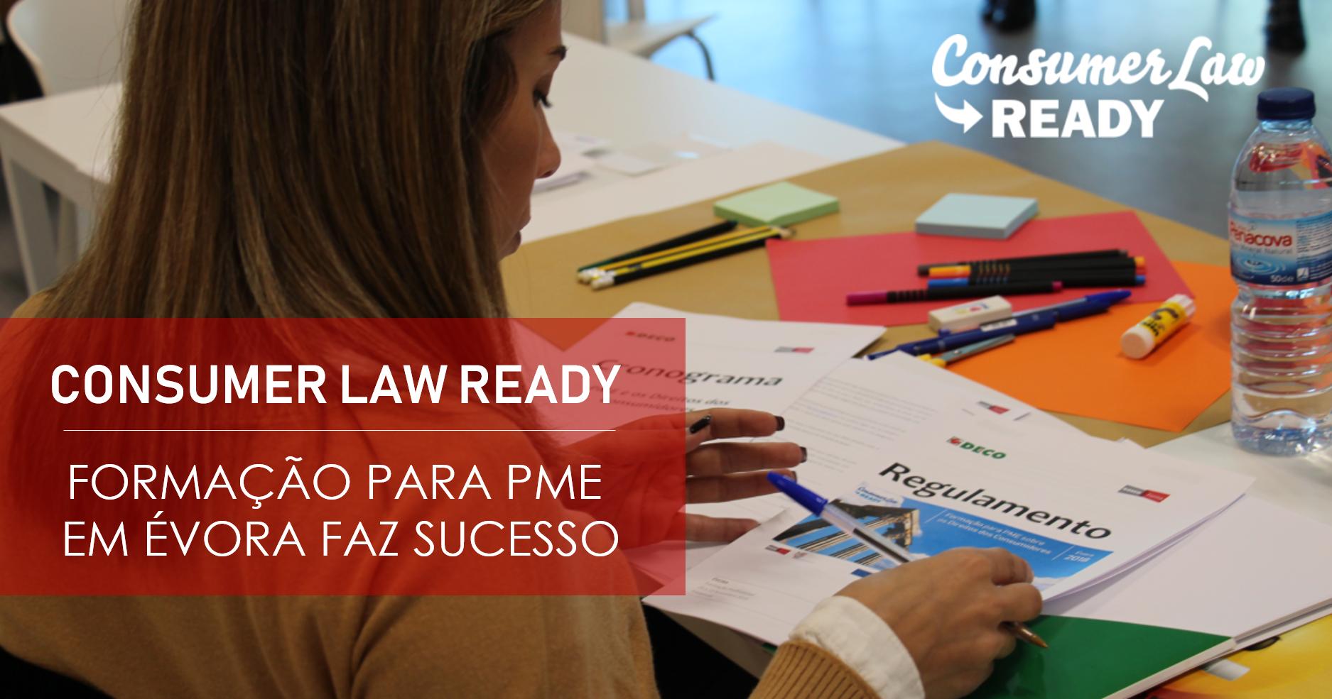 Formação para PMEs em Évora Faz Sucesso