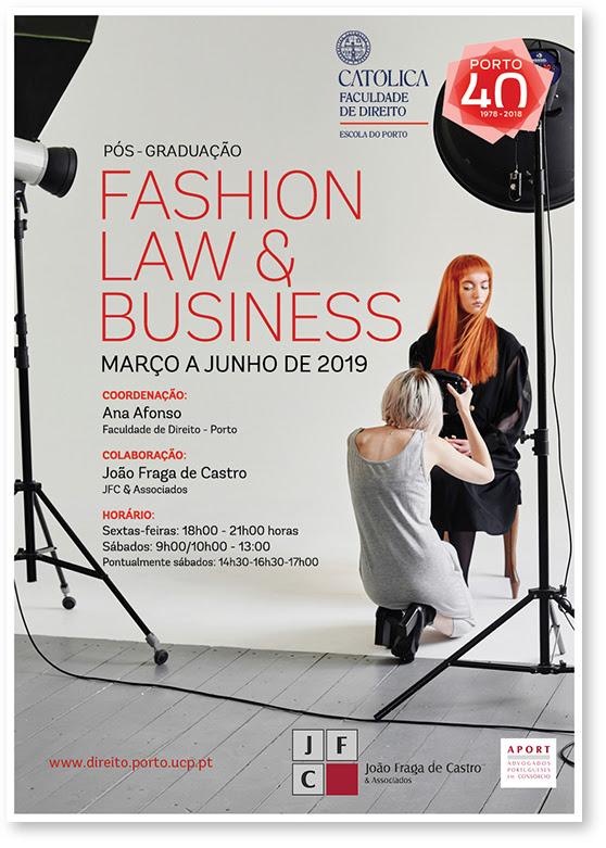 DECO na Pós-Graduação em Fashion Law & Business da Universidade Católica