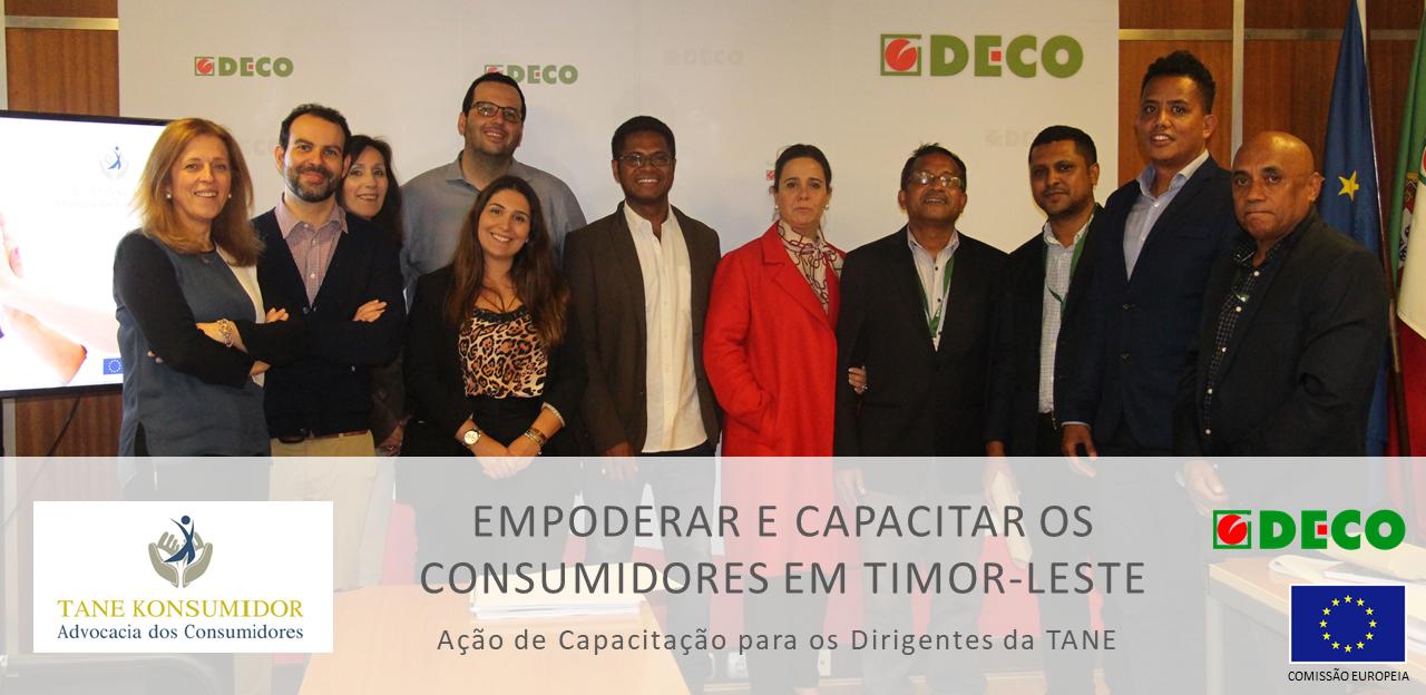 DECO Forma promove Ação de Capacitação para os Dirigentes da TANE