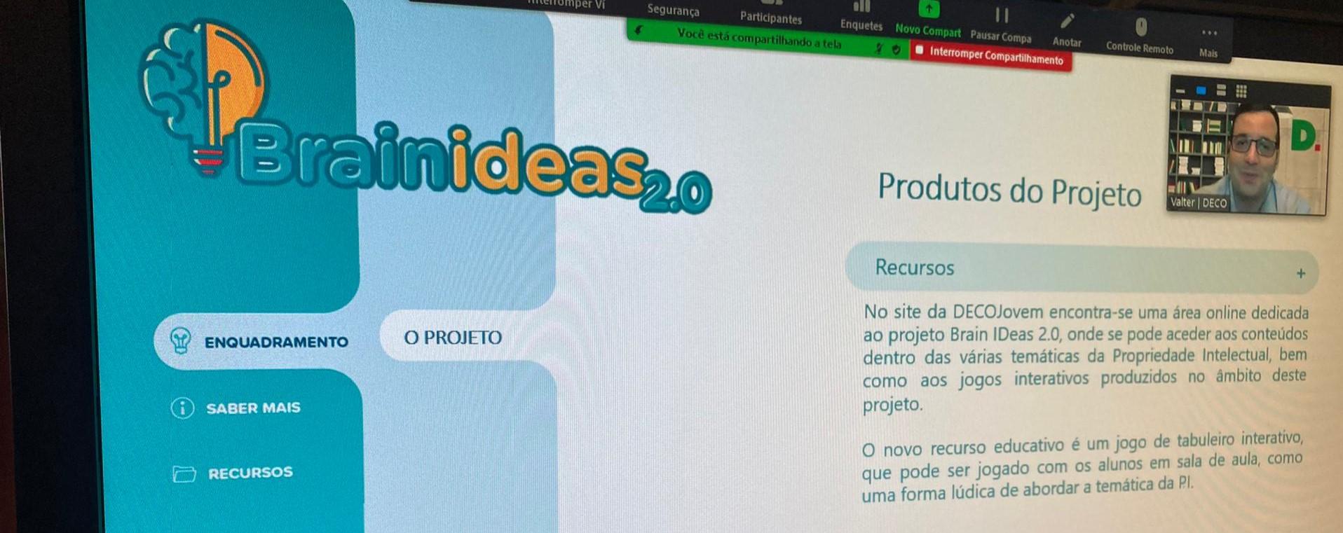 Conheça o Brain IDeas 2.0 para professores